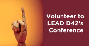 Volunteer to Lead