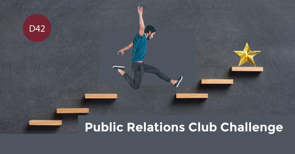 Public Relations Club Challenge