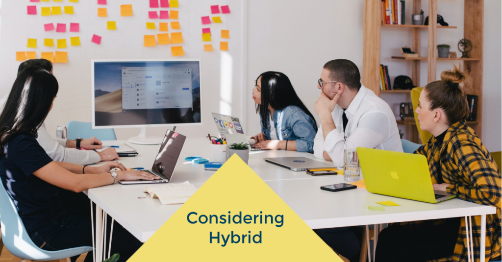 Considering Hybrid Meetings?