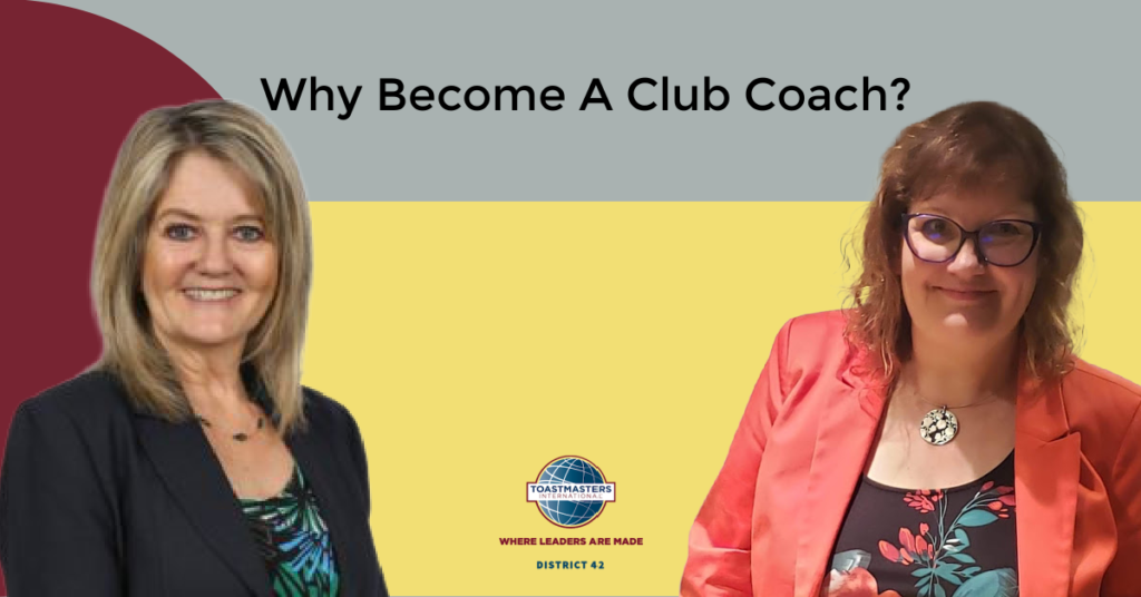 Why Become a Club Coach?