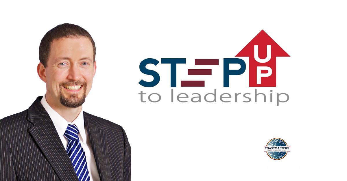 Step Up To Leadership