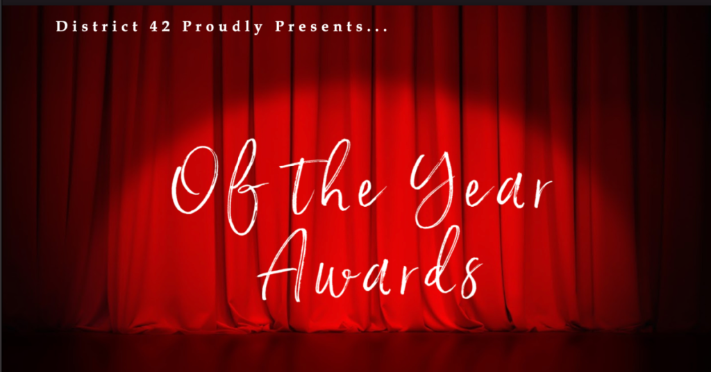 Of The Year Awards